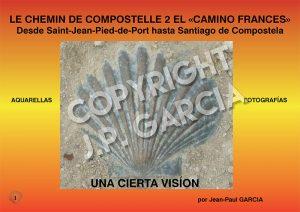 Ouvrage de 64 pages en version espagnole comprenant de nombreuses aquarelles et photographies.